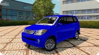 Toyota Old Avanza Ets2 Mods