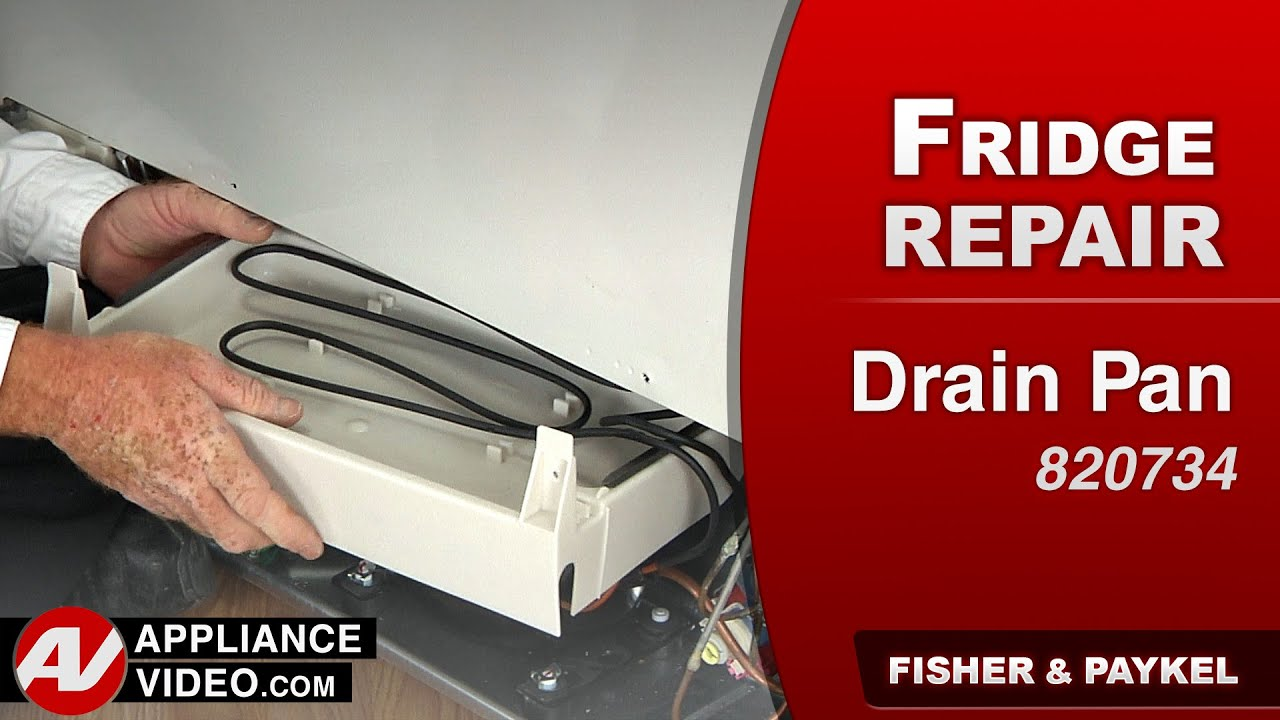 Fisher Amp Paykel Drain Pan Heater Replacement Repair