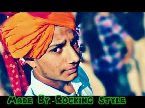 😍😎Janam janam  arijit sing song 😎😘//sing by Rocking style 😘😍