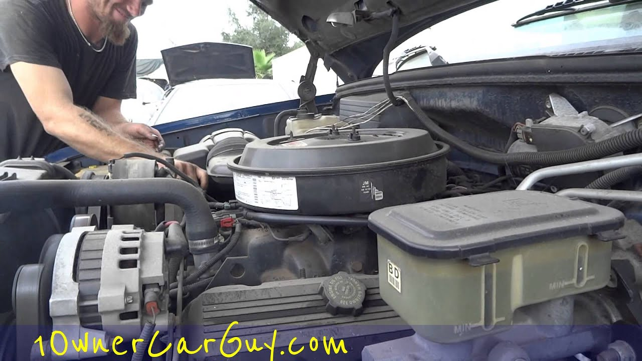 Crew Cab Dually GMC Chevy 3500 454 Fix Start Up & Test Drive Repair Video  Review