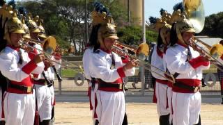 Baixar Banda Musical dos Dragões da Independência - Hino à Bandeira