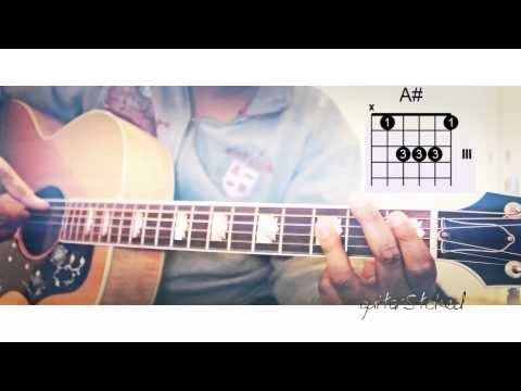 Boyzone - Words Guitar Chords