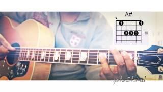 Boyzone - Words Guitar Chords