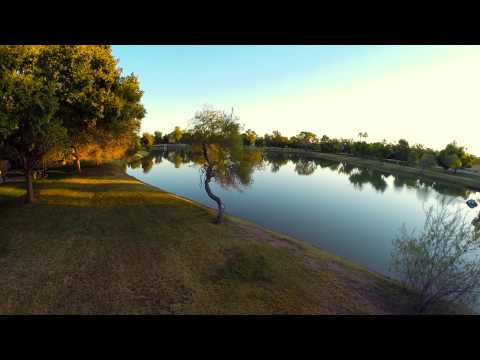 Sunrise with  Turbo Ace Matrix Quadcopter / GoPro