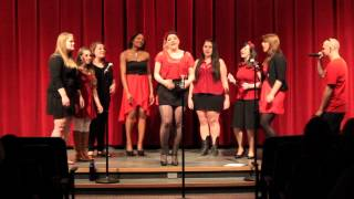 We Found Love- Key of She A Cappella