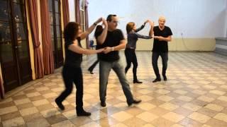 Clase de Baile Americano de TanzBA en Antezana 340 del 18/07/15