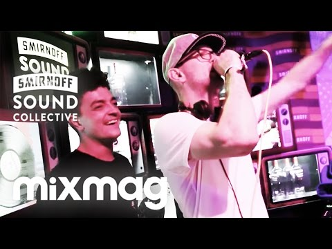 BILLY KENNY B2B MAXIMONO in The Lab #SmirnoffHouse at EDC Las Vegas