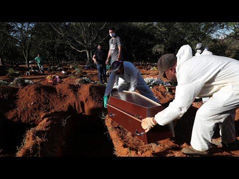 الموت جوعا أو بفيروس كورونا.. مصير بائس يتربص بالفقراء في البرازيل  - نشر قبل 2 ساعة