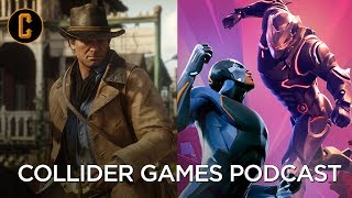Red Dead Redemption 2 Multiplayer Called Red Dead Online, Fortnite Season 6 - Collider Games Podcast