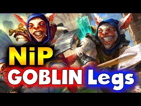 NIP vs GOBLIN LEGS - EU FINAL - DOTA PIT Minor 2019 DOTA 2 thumbnail