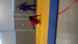 Jiu Jitsu Training beim SV Adelby