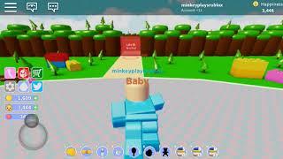 Roblox obby + one bonus game