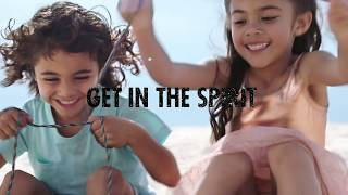 GET IN THE SPIRIT - KIDS & BABY