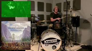 Propagandhi - This Is Your Life (Drum Cover)