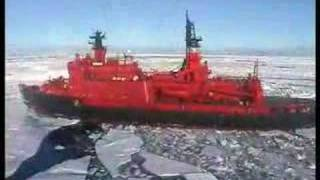 North Pole holiday expedition on the Nuclear Icebreaker Yamal(Amazing footage of my visit to the Geographic North Pole in 2001 on the nuclear icebreaker Yamal that was chartered by Quark Expeditions. All footage was ..., 2008-02-10T12:42:01.000Z)