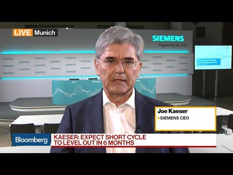 2020 Is a Year of Optimization for Siemens, Says CEO
