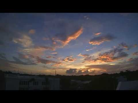 Sunset from WFO Key West (7/21/16)