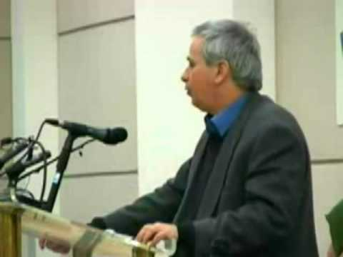 The Ethnic Cleansing of Palestine  By Ilan Pappe   YouTube