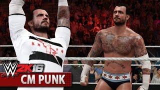 WWE 2K16 Community Showcase: CM Punk (Xbox One)