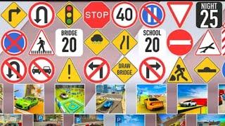 Car Driving School Games 2021 Real Driving Academy Test & games play Mg Batta screenshot 4