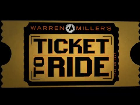 Warren Miller's Ticket to Ride Official Trailer