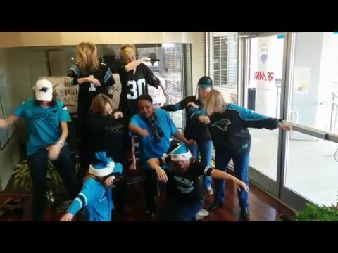 Leigh Brown & Associates DAB for the #UNDEFEATED Carolina Panthers! 13-0!