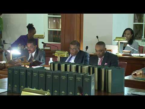 2017/2018 Budget Debate (July 31 - evening sitting)