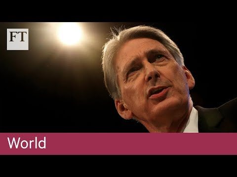 UK chancellor takes on Labour party | World
