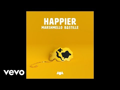 Marshmello ft. Bastille - Happier But It's Off Key