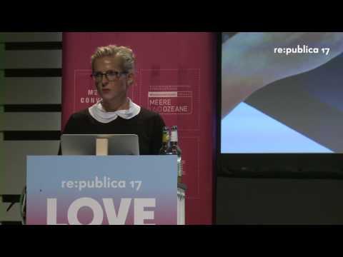 re:publica 2017 - Nanne von Hahn: Passion as game changer – Data-driven HR in Zeiten von Arbeit 4.0 on YouTube