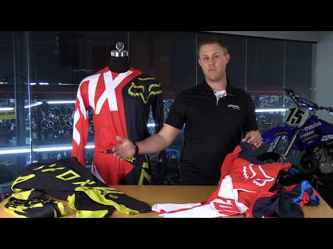 Fox Racing Gear for 2018 Detailed Explanation by a Fox Vet and ChapMoto.com