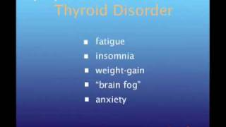 A Holistic Approach to Thyroid Disorders - NICABM