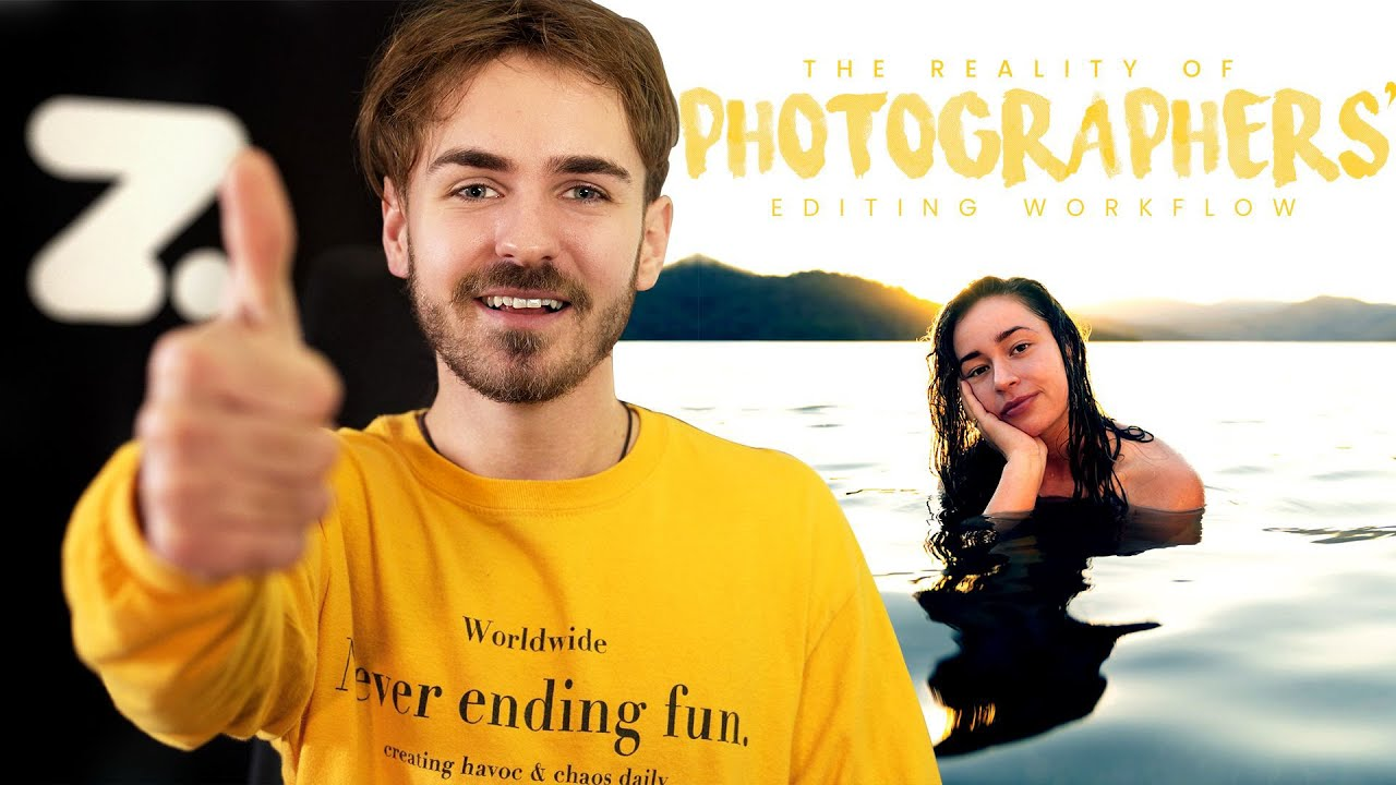 The Reality of Photographers' Editing Workflow