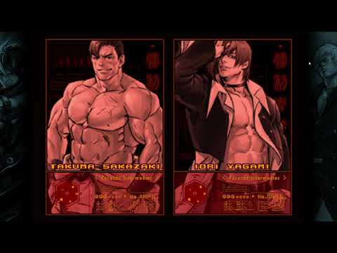 King of Fighters 2002 Unlimited Match 2020 07 18 10 29 13 |