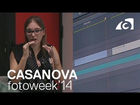 Curso básico de edición de vídeo Premiere Pro CC con Irene Terrón