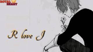 "R love J letter whatsapp status | ""R.J. Name | ""R""J. Alphabet | R. J. letter status"