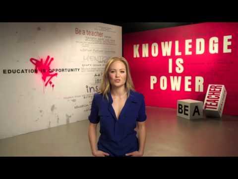 Erika Christensen - Education