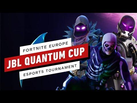 JBL Quantum Cup: Fortnite, Valorant, PUBG Tournament