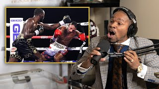 Shawn Porter Gets HEATED Discussing Terence Crawford's KO Over Kell Brook