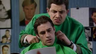 Hair By Mr Bean Of London | Episode 14 | Widescreen | Mr Bean