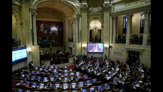 Congreso aprobó reforma tributaria