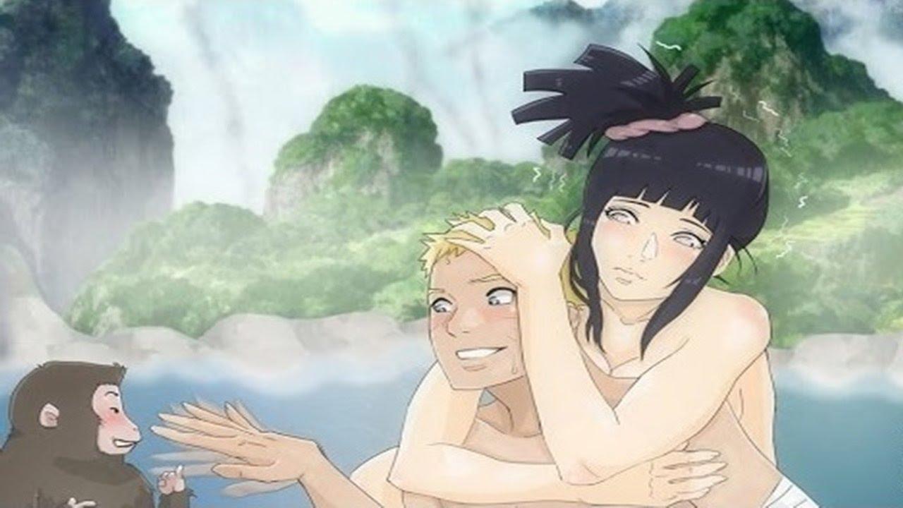 New Naruhina Naruto X Hinata Romantic Scence Hd