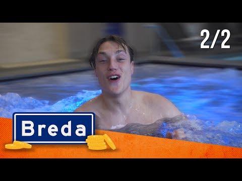 Overleven Zonder Geld tegen BANKZITTERS | Breda (2/2)