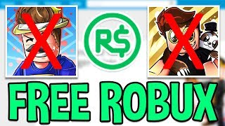 LandonRB and Poke BANNED for FREE ROBUX Giveaway... (Roblox Terms of Service Update)