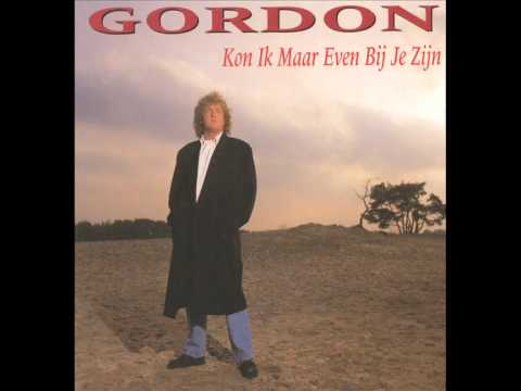 Gordon - Kon Ik Maar Even Bij Je Zijn (Van het album 'Kon Ik Maar Even Bij Je Zijn' uit 1992)