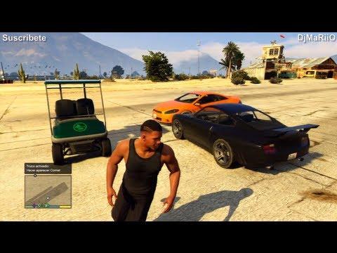 Gta 5 Todos Los Trucos Ps3 Y Xbox 360 Djmariio Youtube
