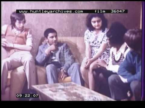 Multi-Cultural Britain - 1970s - Film 36047