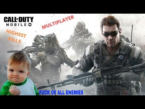 Call of Duty Mobile gameplay highlights  Call of duty mobile part 3