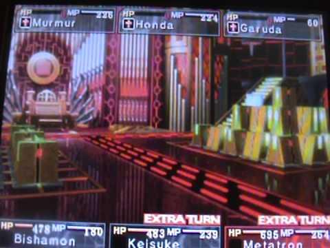 Let's Play SMT: Devil Survivor Overclocked! Ep. 53: Yuzu's 8th Day: Man's Decision Finale 1/2