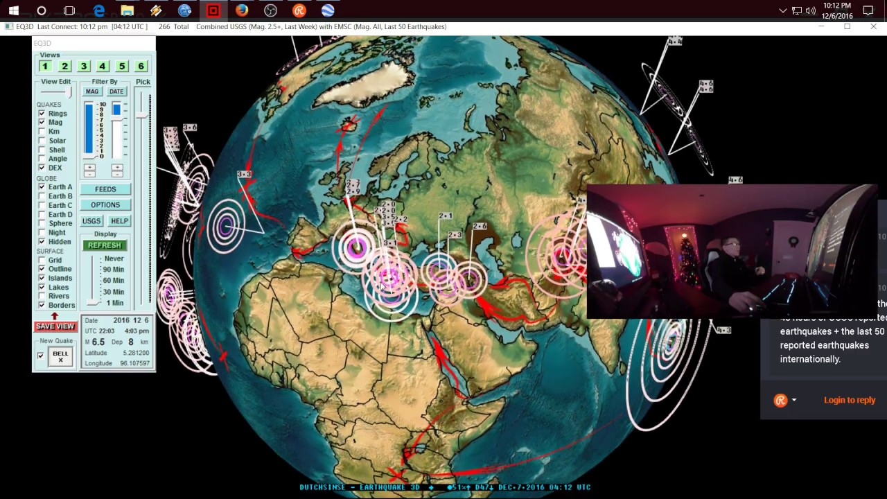 recording the earth s seismic activity How does a seismograph detect and record seismic waves surface waves are vibrations that are trapped near earth's surface recent site activity.